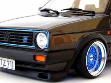 VW GOLF 2 G60 LIMITED  15 ZOLL BBS RS ALUFELGEN OTTO