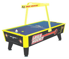 Great American Laser Air Hockey Coin-Op Game