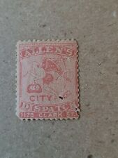 APC B602 USA Cinderella Allen's City Dispatch Mint OG