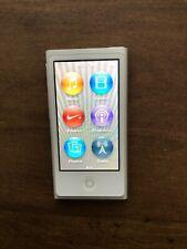 Apple iPod Nano 7th generation (16GB) Model A1446 - Silver