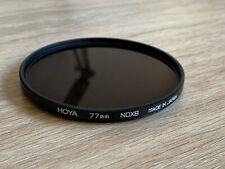 Hoya 77mm ND8 filter