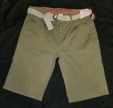 Unionbay Men's stretch Shorts-  36 - Taupe