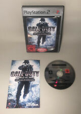 Call of Duty: World at War - Final Fronts Platinum (Sony PlayStation 2, PS2)