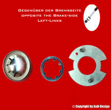Bugaboo Cameleon,Frog,Gecko Classic 1x Scheibe 1x Zahnring Reparatur Links