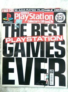 77338 Issue SE Best Playstation Games Ever Official UK Playstation Magazine 1999