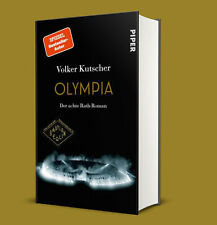 Olympia - Der achte Rath-Roman - Volker Kutscher - SOFORT LIEFERBAR