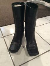 Nine West Women's Leather Boots size 6M