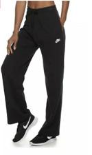NEW Nike Sportswear Women's Loose Fit Fleece Pants Szs Small/Medium/Large Black