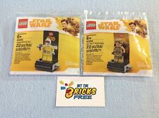 Lego Star Wars Polybags Lot of 2 40299/40300 New/Sealed/Hard to Find