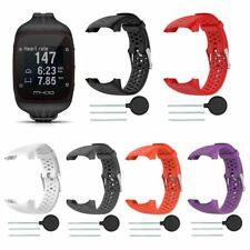 Silicone Correa Pulsera Reloj Muñeca Reemplazo Para Polar M400 M430 Smart Watch