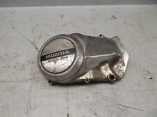 honda CM400C CM400T CM400 custom left engine crank case cover flywheel 81 1981