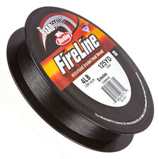 "Fireline Braided Beading Thread Smoke 4LB 125yd 0.005"" (G103/2)"