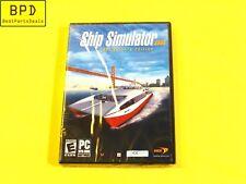 Ship Simulator 2008 Collector's Edition Windows PC DVD-ROM