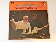 PETER NERO Arthur Fiedler Gershwin NEW Boston Pops Sealed MINT RCA LSC-3025