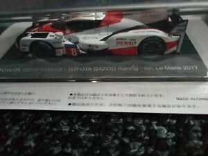 Toyota Wec Model Car 1/43