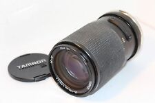 Tamron 35-135 mm telemacro Zoom Lens, Olympus OM Adaptall - 2 MOUNT (40 A) (552)