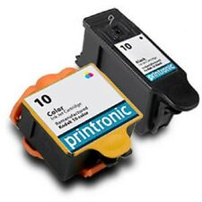 2Pk Kodak 10 Ink Cartridge Black Color for ESP 7 ESP 9 ESP 3250 5210 5250 6150