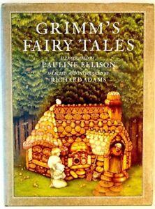 Grimm's Fairy Tales Hardback Book Pauline Ellison