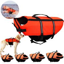 XXS XS S M L XL XXL Hunde Schwimmweste Rettungsweste Lifejacket Schwimmhilfe DE