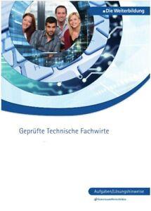 technischer Fachwirt Prüfungen Zusammenfassung Übungen Textbänder FIT Bücher