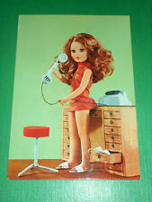 Cartolina Collezionismo - Bambole FURGA Italia Alta Moda 1975 ca  ( rif. 19910 )