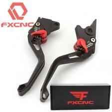 FXCNC Clutch&Brake Levers For Honda CBR1000 900 600 300 250 125R Grom 3D Rhombus