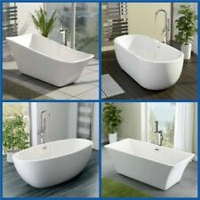 White Freestanding Baths