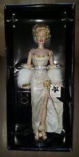 Franklin Mint Marilyn Monroe Millennium RARE LTD Vinyl Doll New.