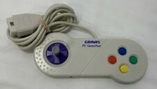 Gravis PC Game Pad Controller 15 Pin Wired Vintage