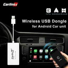 Carlinkit Wireless Bluetooth USB Dongle For Apple iOS Android CarPlay Nav Player