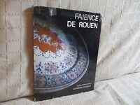 Faïence de Rouen par Popovitch & Vaudour