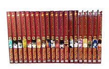 FLAME OF RECCA Vol.2,5,6-23  20 Lot Books Graphic Novel Manga Comic VIZ