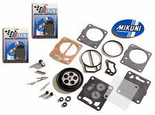 Genuine Mikuni Dual Carb Carburetor Rebuild Kit Sea Doo SPX GSX GTX XP 787 800