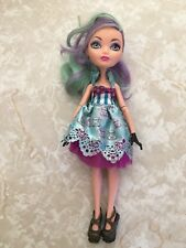 Monster High Doll EVER AFTER HIGH MADELINE HATTER MAD HAT-TASTIC HAT TASTIC TEA