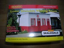Hornby Skaledale R8719 Lower Skaledale Waiting Room Mint Boxed