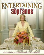 Entertaining with the Sopranos by Carmela Soprano, Allen Rucker, Michele Scicolo