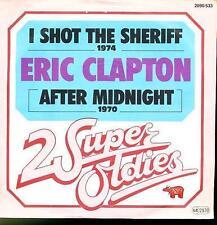 ERIC CLAPTON 45 TOURS GERMANY I SHOT THE SHERIFF