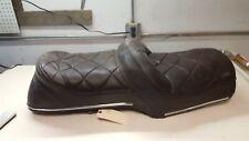 81 82 83 Honda Goldwing GL 1100 Tandem OEM Comfy Seat Brown Chair Double # 22420