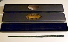 Boxed, Hermione Granger Resin Wand. Harry Potter Collectable. Presentation Box.