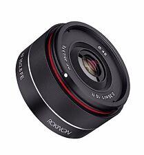 Rokinon AF 35mm F2.8 Full Frame Auto Focus Lens for Sony E Mount FE - IO35AF-E