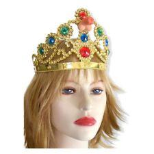 Festa di Natale Natività NUOVO Gonfiabile Corona d/'Oro 33.5cm