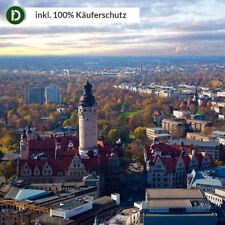 4 Tage Kurzurlaub im City Park Apartment in Leipzig