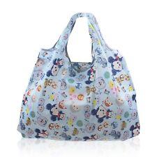 Finex Set of 3 Tsum Tsum Foldable Reusable Tote Recycle Shopping Food Bag Random