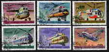 Russia Aviation Postal Stamps