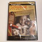 FotoFusion Scrapbook Essentials (Windows, CD Rom, Software) New & Sealed