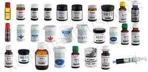 Oil / Grease lubricants Moebius swiss made to choose for watchmakers chronograph
