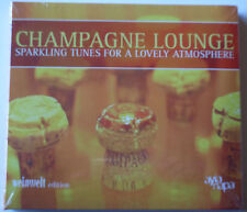 Champagne Lounge CD Doppel-Album Champagner Sparkling niveauvoll Beschallung