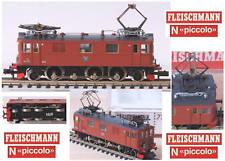FLEISCHMANN 7368 E-Look LOCOMOTIVA DU-2 SJ OVP SCALA-N