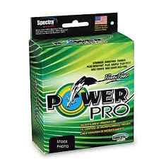 Power Pro Original Braid Fishing Line 80lb 300yd Yard 37kg 275m GREEN 80-300