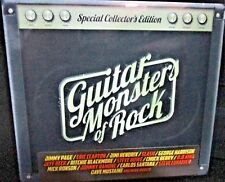 Guitar Monsters of Rock NEW 3 CD, HENDRIX,SLASH,SANTANA, JEFF BECK,DAVE MUSTAINE